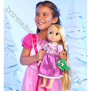 Кукла рапунцель в детстве 40 см