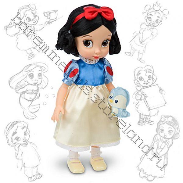 Кукла Белоснежка в детсве