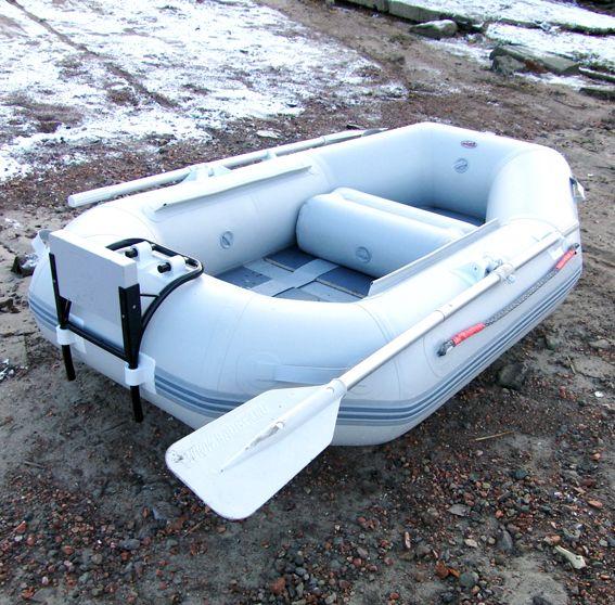 лодка пвх мини с транцем