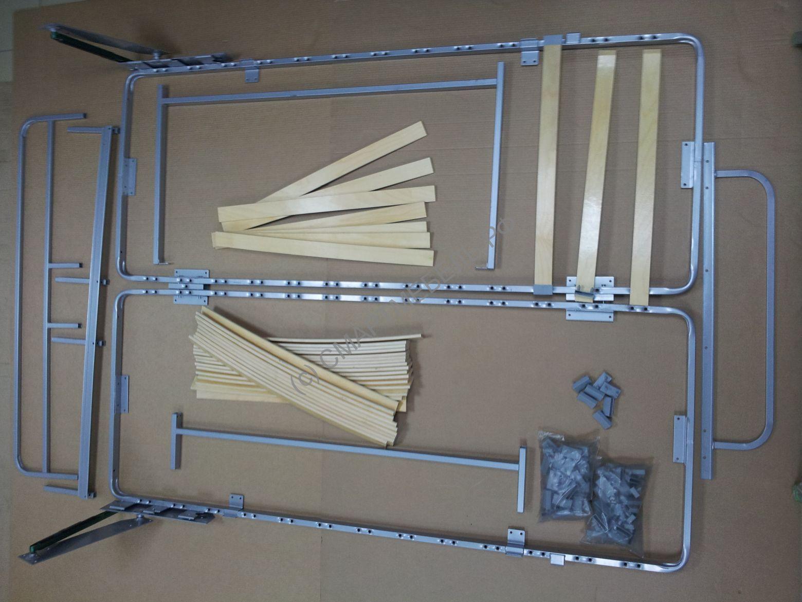 Механизм трансформации кровать-шкаф своими руками