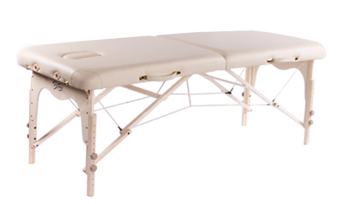 Складной массажный стол Vision Juventas I (Складные столы)
