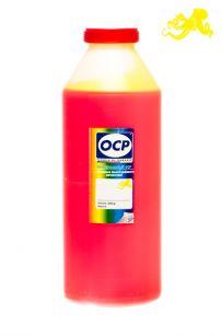 Чернила ОСР 158 Yellow для картриджей CAN CLI- 42Y,  1 kg