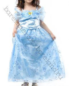 Платье костюм Золушки из кинофильма