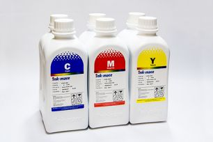 Комплект чернил EIM 290 для картриджей EPS T082, 1000 мл x 6 (оригинальная упаковка Alphachem Co.)