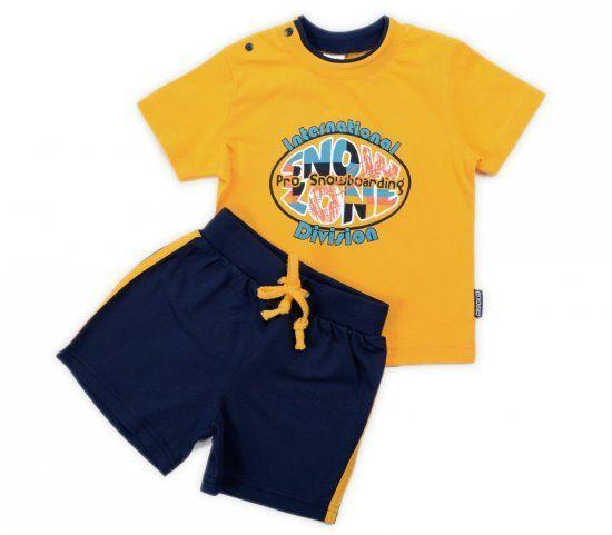 Комплект детский майка и шорты (Размер: 86)