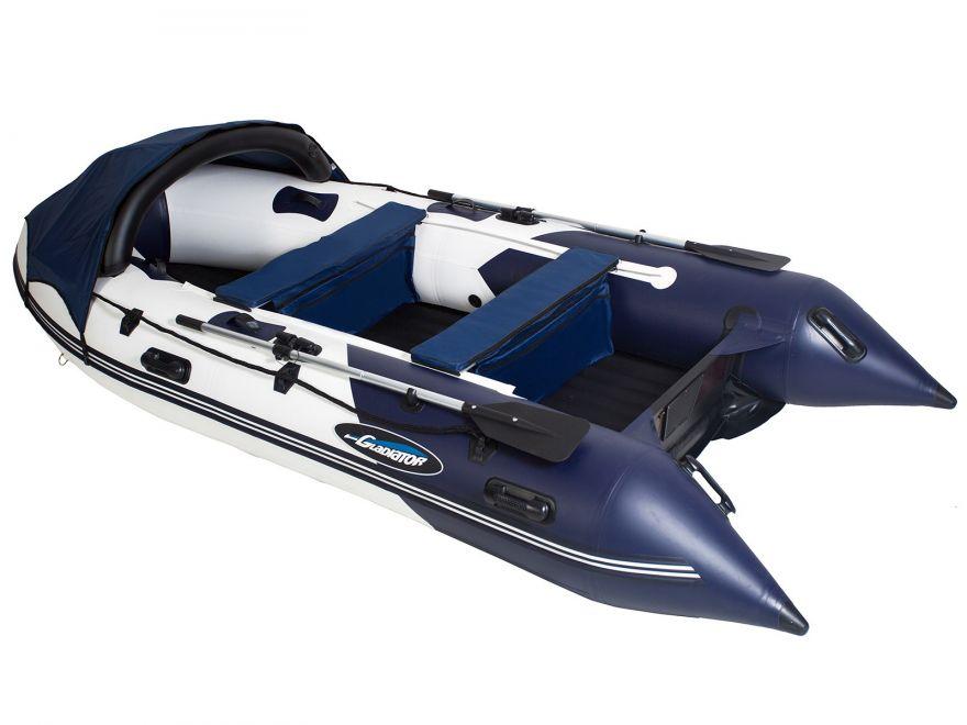 лодка гладиатор характеристики